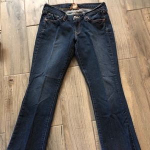 Lucky Brand Womens Jeans Sweet N Crop